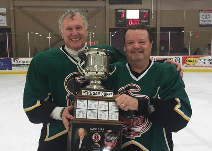 Michigan Sting R League Championship Winners - Stars
