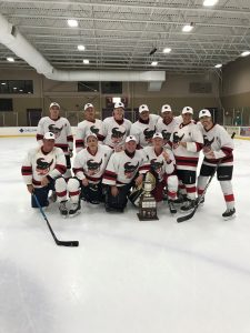 2018 Spring Summer R League Champions-The Wings