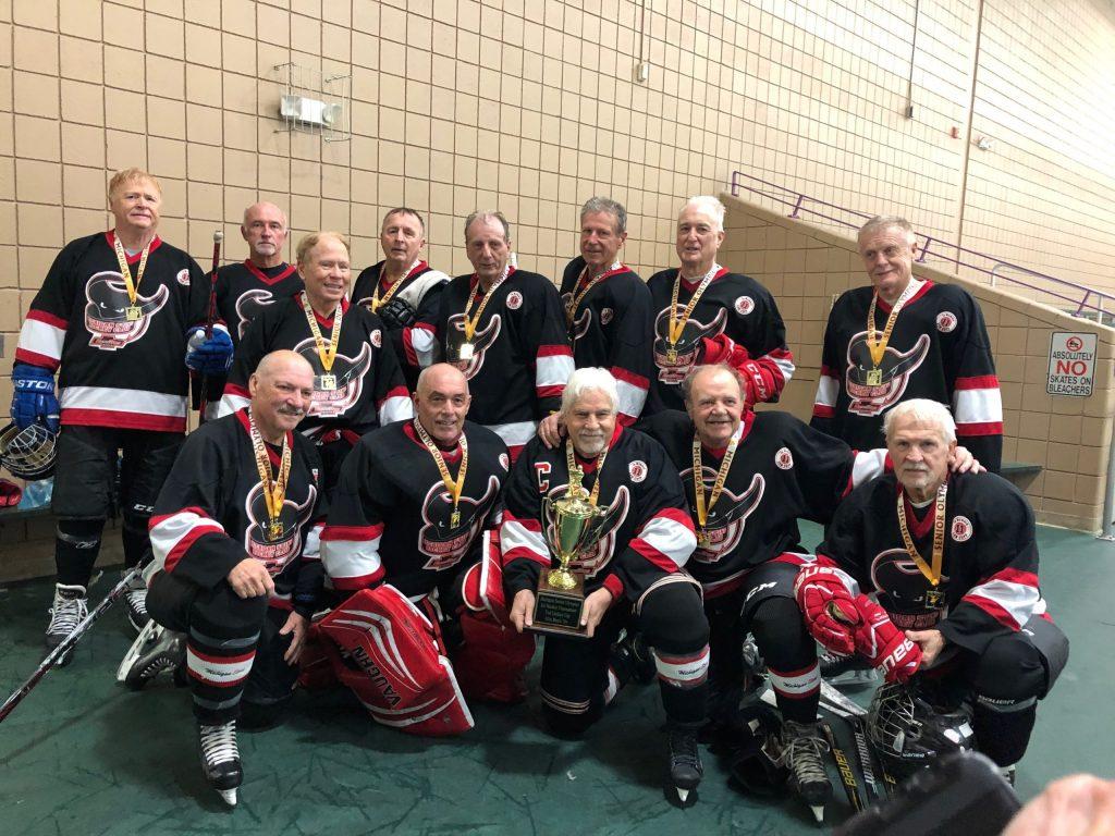 Michigan Sting 70 Plus Michigan Senior Olympics Champions