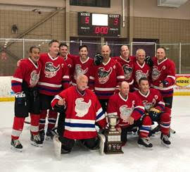 Canadians R league Summer Champs 2021